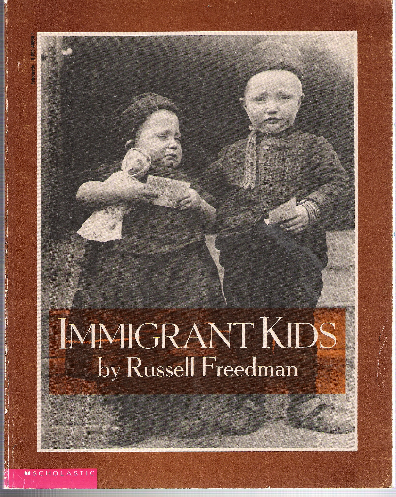 a review of immigrant kids by russell freedman Immigrant kids has 257 ratings and 55 reviews nicola said: reason for reading: read aloud to my son as part of his history curriculumrussell freedman.