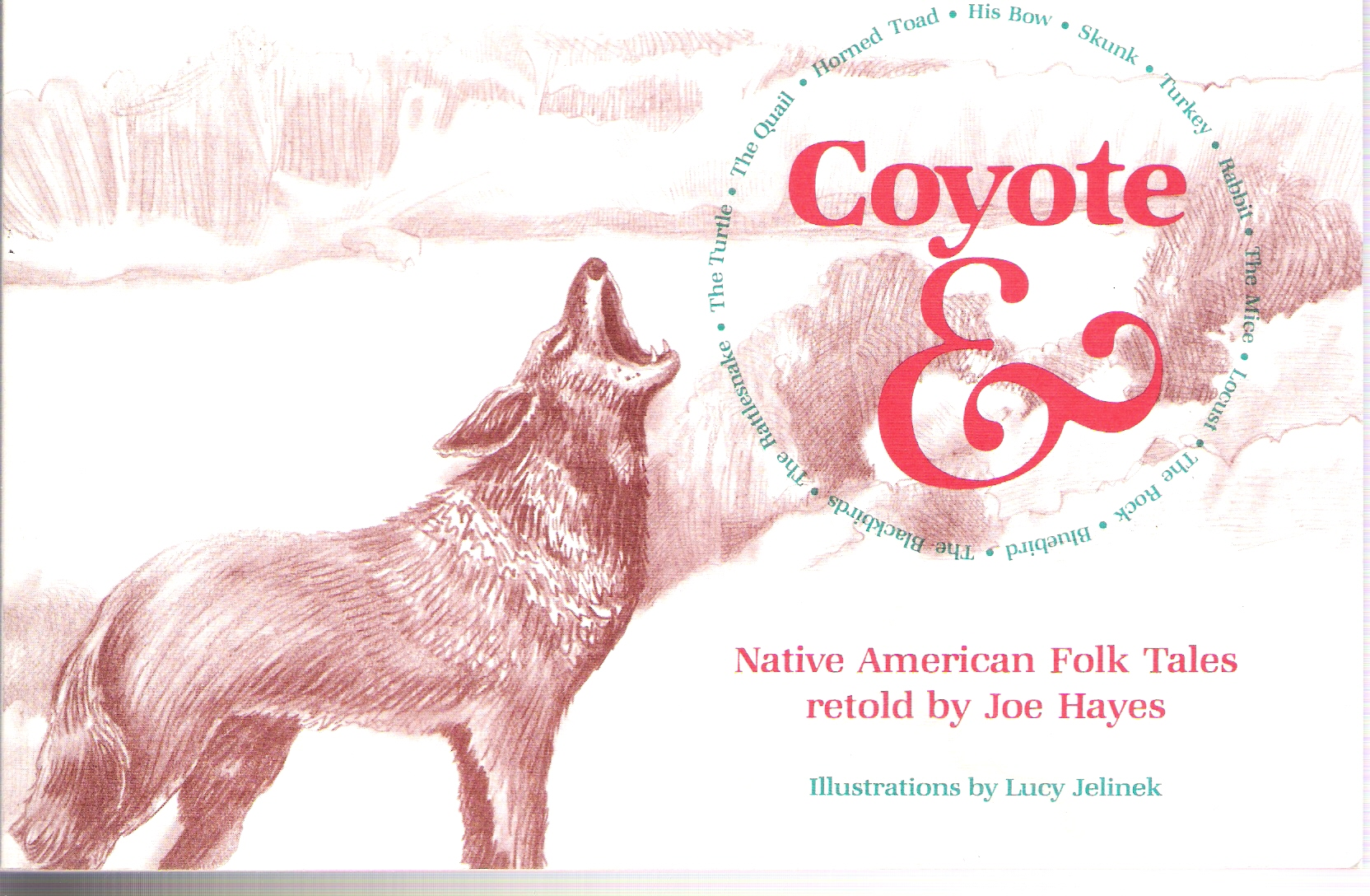 native american trickster tales essay The trickster shares many attributes with man in native american stories he  takes the form of the coyote he is earthbound, like man, but is constantly trying to .