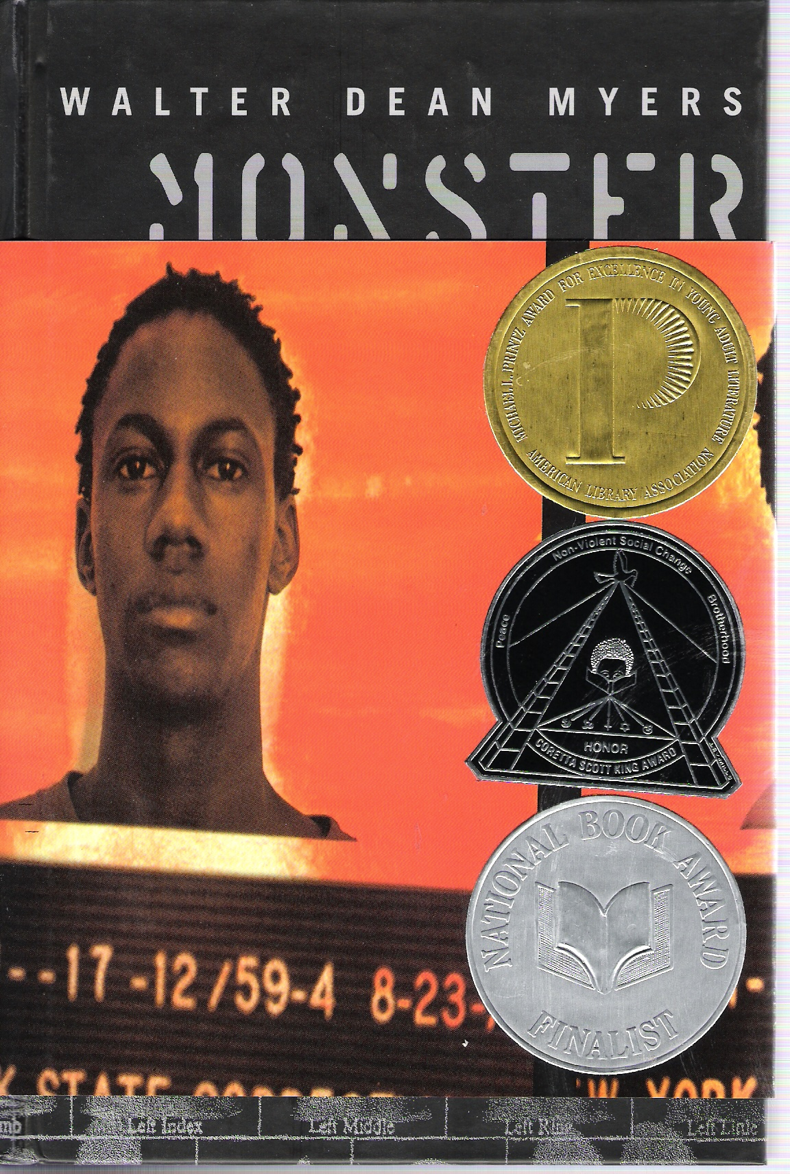 essays on monster by walter dean myers At the end of monster,  monster by walter dean myers: persuasive essay assignment subject english language arts, writing-expository, literature grade levels.